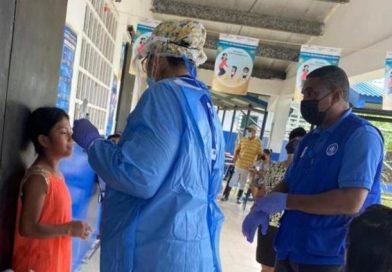 CSS apoya con servicios médicos a damnificados de Bocas del Toro