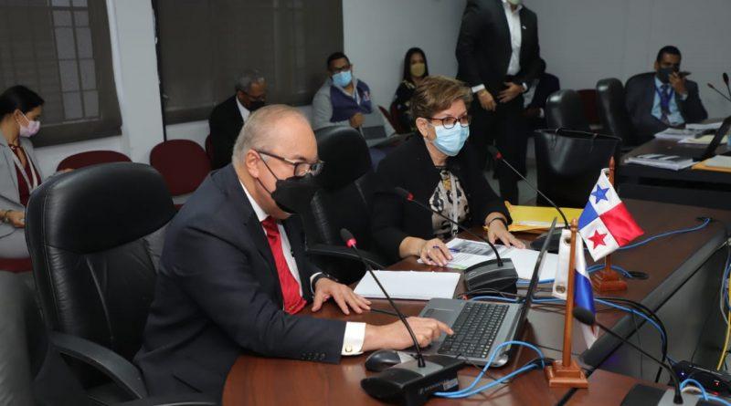 Director General sustenta presupuesto de la CSS para el año 2022