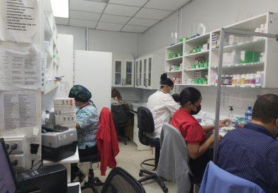 """Farmacia de la Policlínica """"Generoso Guardia"""" dispensó más de 169 mil medicamentos"""