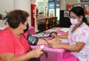 APS, Panamá Oeste, realiza feria se servicios en el mes de la prevención del cáncer