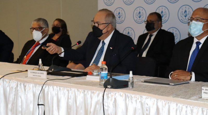 Dr. Enrique Lau Cortés presenta informe de Rendición de Cuentas 2021 ante el DNC